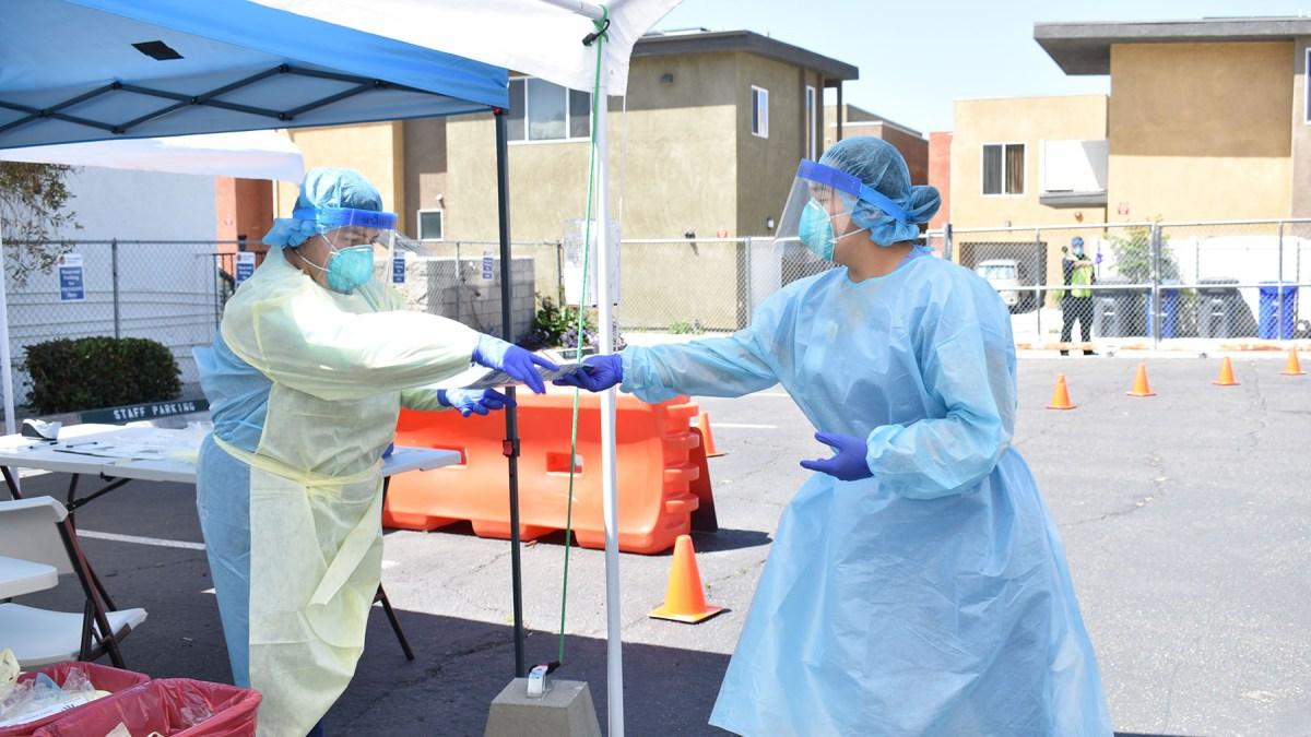 Responding to the Coronavirus Outbreak on U.S.-Mexico Border