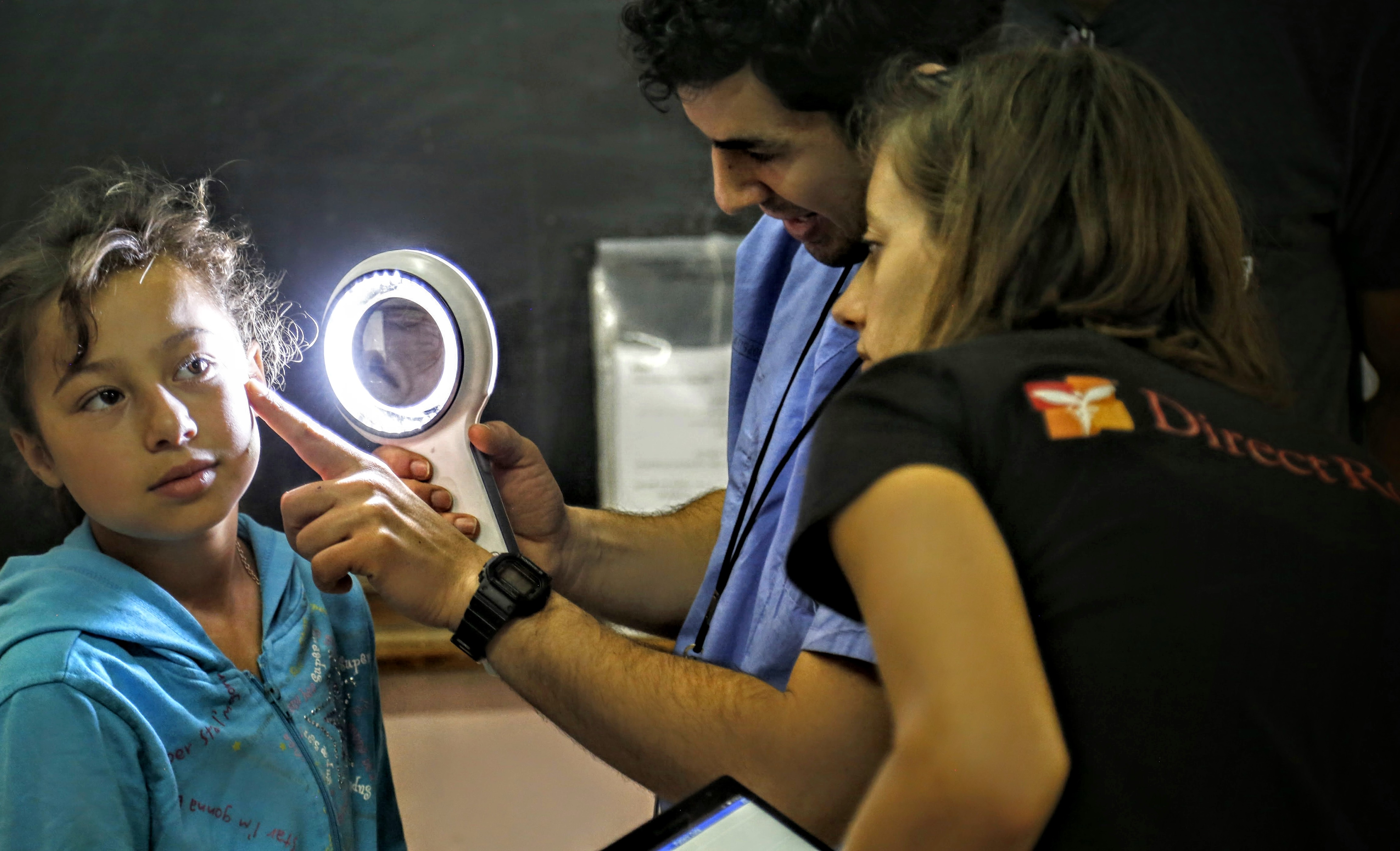 Direct Relief Providing Care for Syrian Refugees