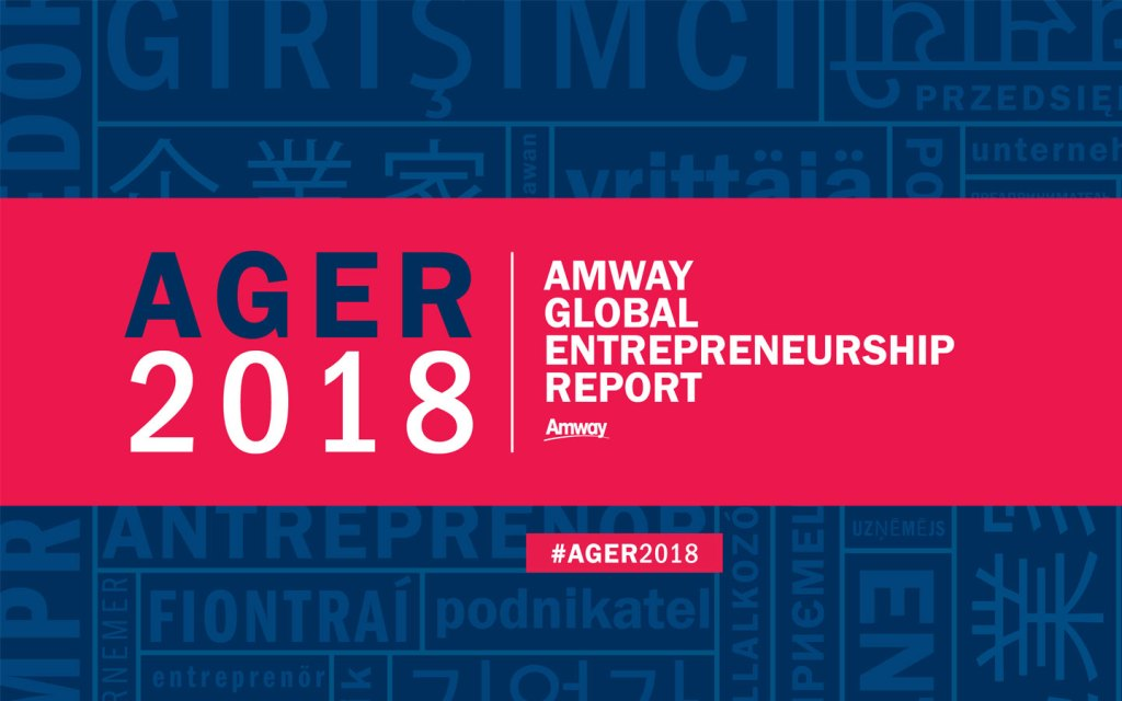 Amway Global Entrepreneurship Report