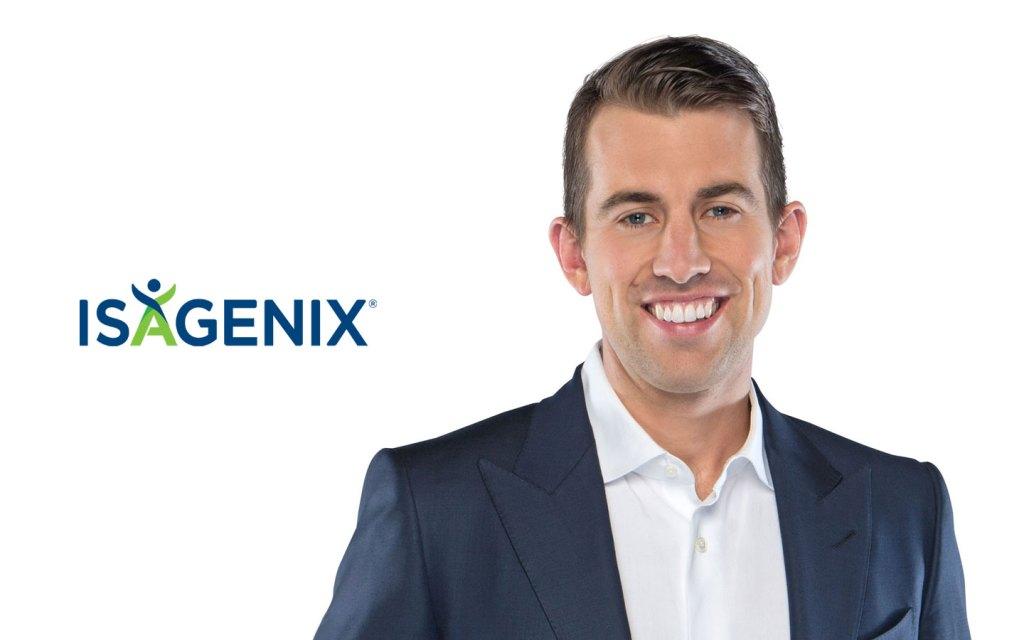 Erik Coover, Isagenix International