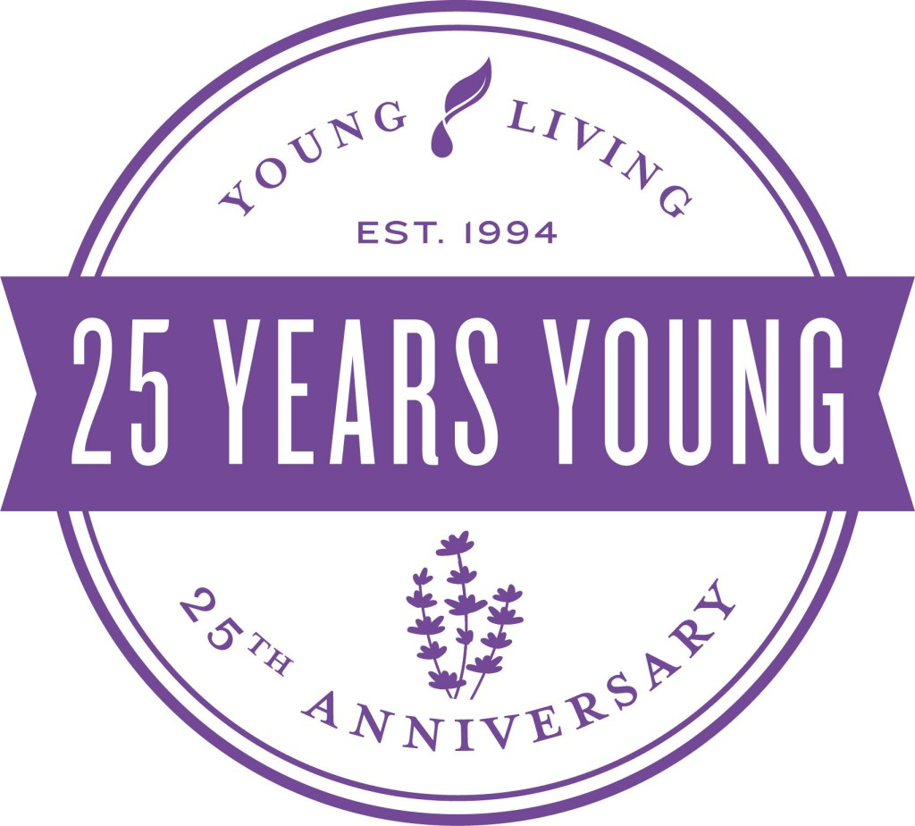 Young Living Celebrates 25 Years