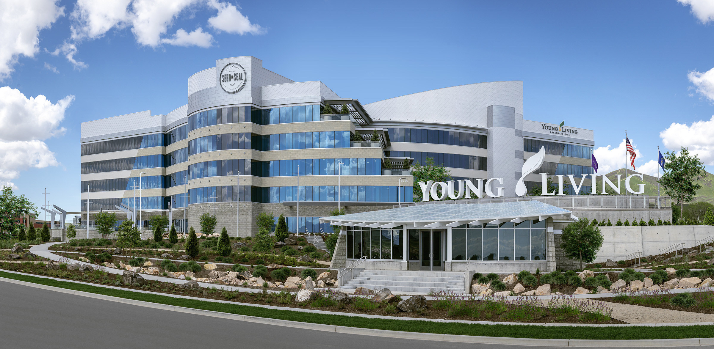 Young Living headquarters
