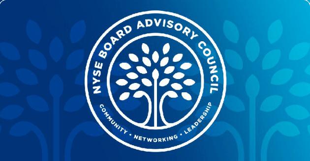NYSE Board Advisory Council