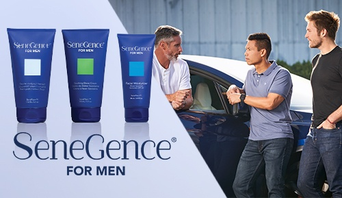 SeneGence for Men