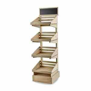 Floor-Standing Display Stands