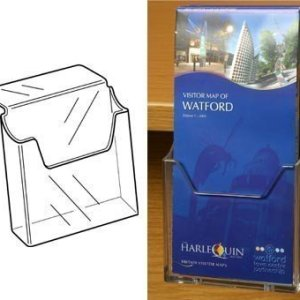 Hot Spot Leaflet Dispensers