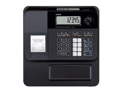 Top view of the Casio SE-G1 - GH585 - Electronic Cash Register