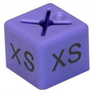 Hanger Size Cubes - Mini Cubes - Size XS