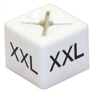 Hanger Size Cubes - Size XXL
