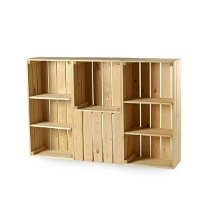 CrateWall Retail Counter 150cm