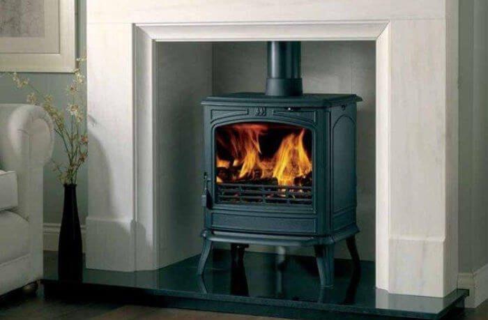 Amazing Log Burner Fireplace Surround Ideas Direct Stoves
