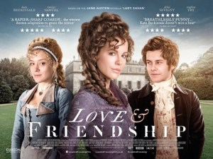 Love and Friendship Poster