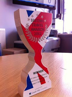 Direct Traveller are officially British Travel Award WINNERS!