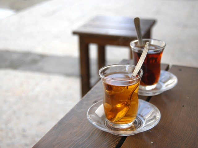 Tea in Turkey