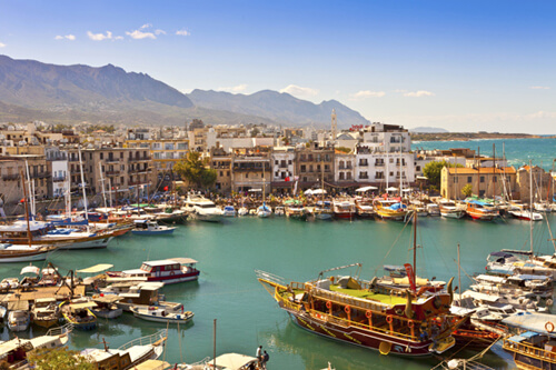 Enjoy a magical holiday in Kyrenia