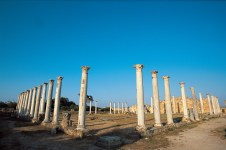 The Epic Salamis Ruins In Famagusta 1