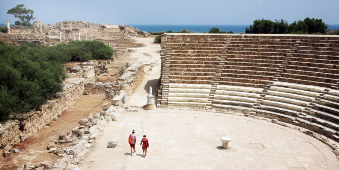 The Epic Salamis Ruins In Famagusta 4
