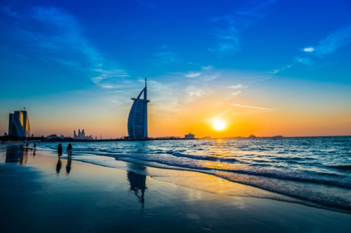 Burj Al Arab Is A Luxury 5 Stars Hotel