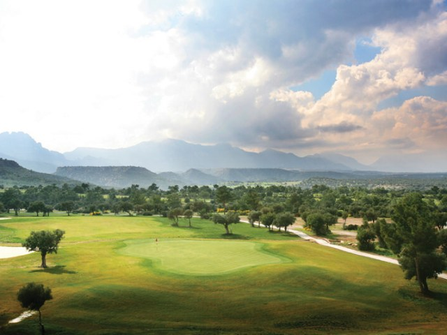 Korineum golf club North cyprus