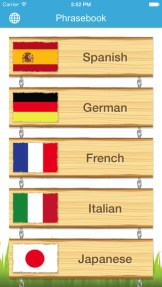 Image source from: https://itunes.apple.com/us/app/phrasebook-learn-french-spanish/id450181262?mt=8