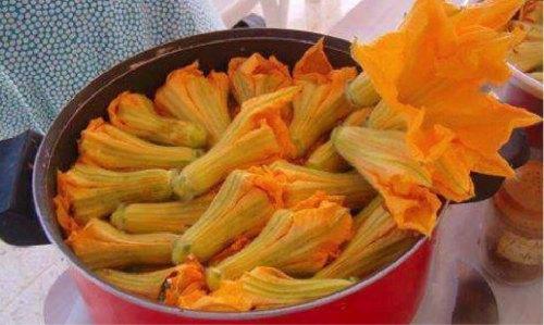 Cicek Dolmasi - North Cyprus dishes