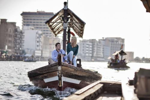 CULTURE - Abra on Dubai Creek