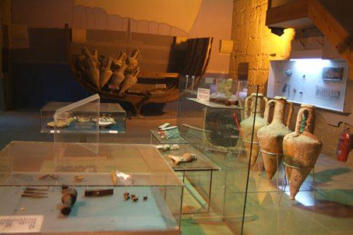 Kyrenia Castle and Shipwreck Museum