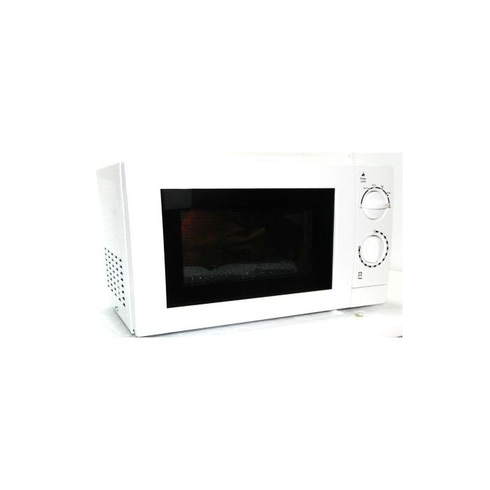 asda george home gmm101w 18 new 17l freestanding manual compact microwave white