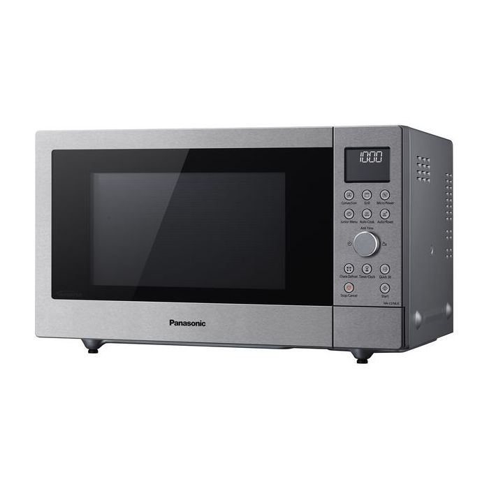panasonic nn cd58js stainless steel 1000w 27l digital combination microwave oven