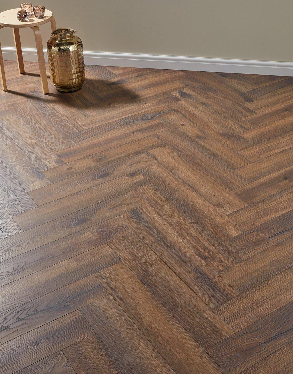 herringbone espresso oak laminate flooring