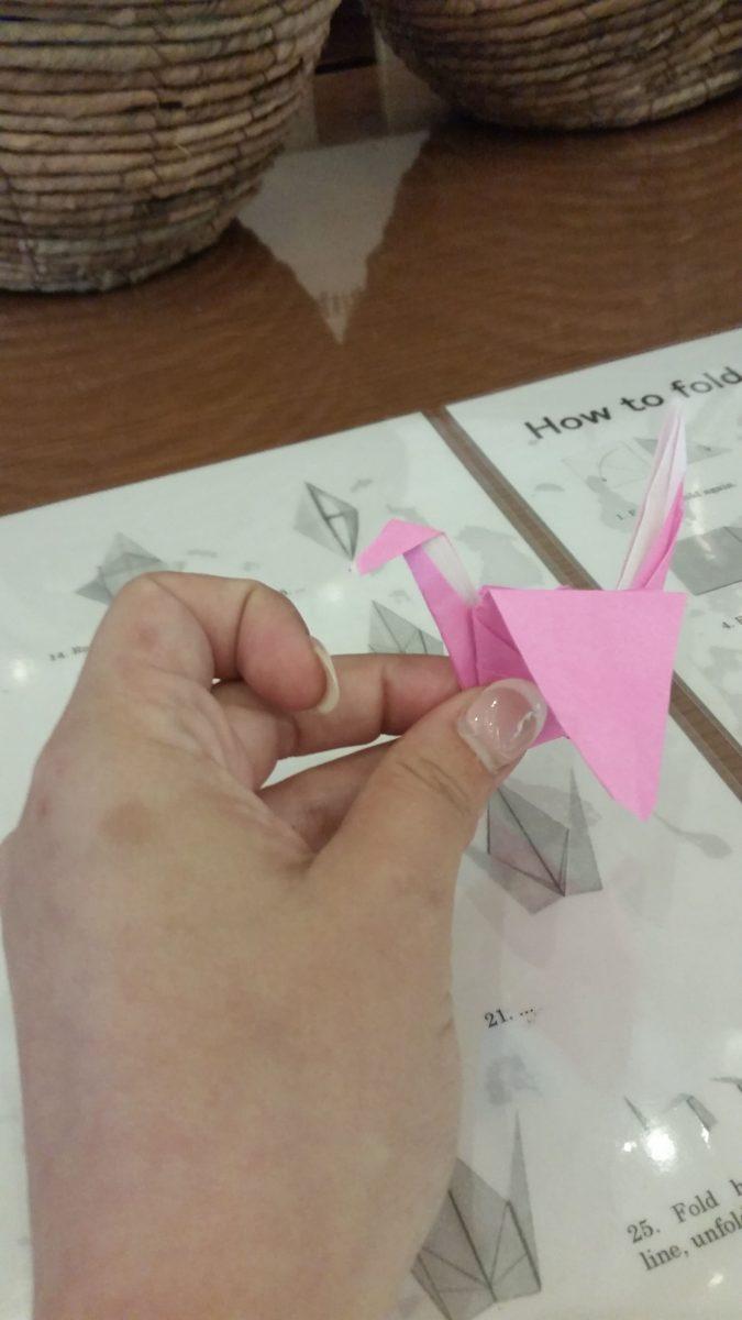 Cose Creative Con La Carta come fare una gru di carta con l'arte degli origami: il