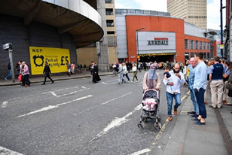 Manchester, ancora paura: