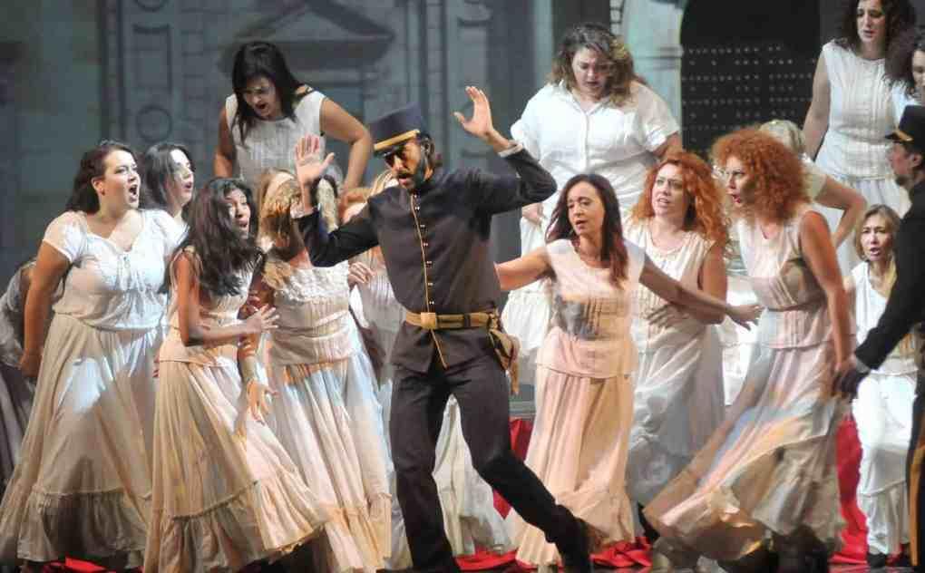 Il Coro nell'Opera Italiana del '900