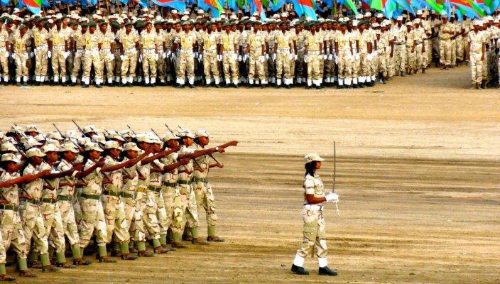 eritrea servizio militare