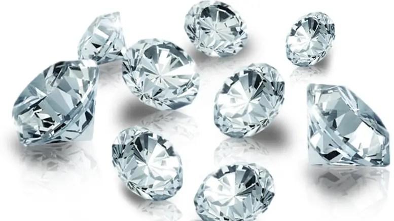 Investimento in diamanti in banca