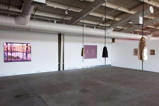 Installation view: Core Reflections - 29 Janurary - 28 June 2020 - di Rosa Center for Contemporary Art, Napa, CA.