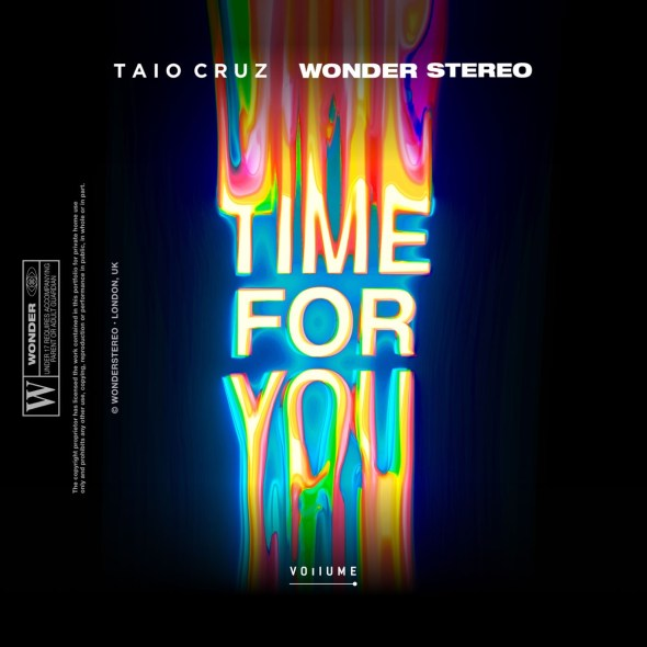 remixes:  Taio Cruz – Time For You (feat Wonder Stereo)
