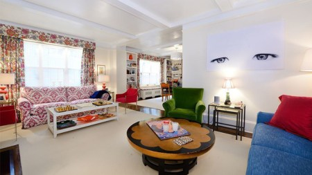 Chris Noth New York City Apartment