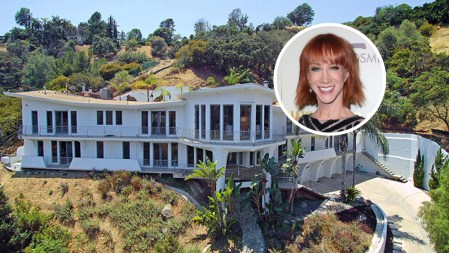 Kathy Griffin Sells Hollywood Hills Home