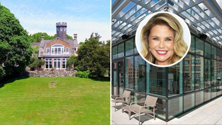 Christie Brinkley Manhattan Penthouse and Hamptions Estate