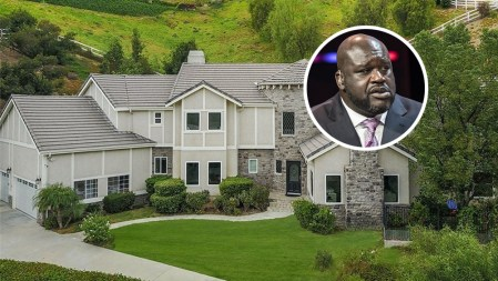 Shaquille O'Neal Bell Canyon House