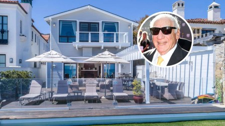 Mel Brooks Malibu House