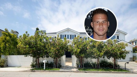 Blake Griffin House