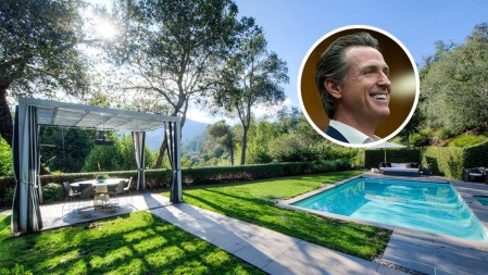 Gavin Newsom House