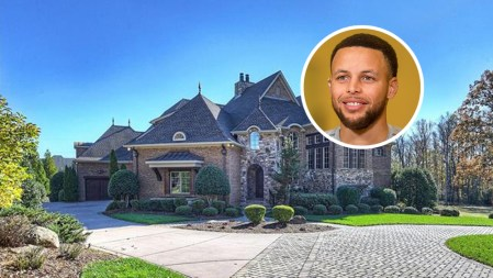 Steph Curry House