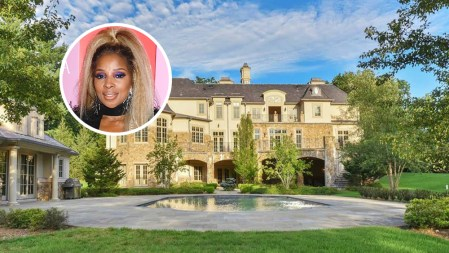Mary J. Blige Mansion