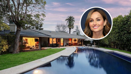Giada de Laurentiis House Los Angeles