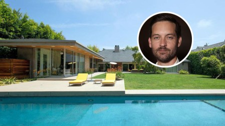Tobey Maguire House