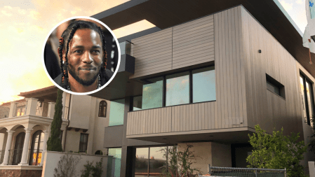 Kendrick Lamar House Manhattan Beach