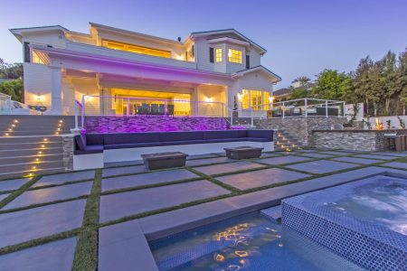 Paul George House Pacific Palisades